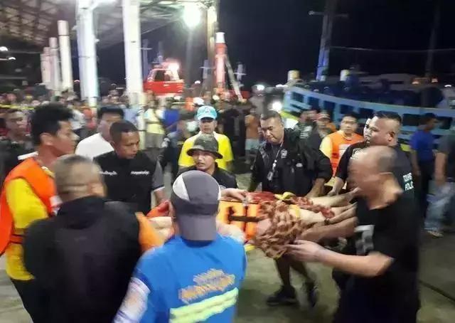 普吉岛旅游翻船事故已致41人遇难,泰方每人只赔付6万元!