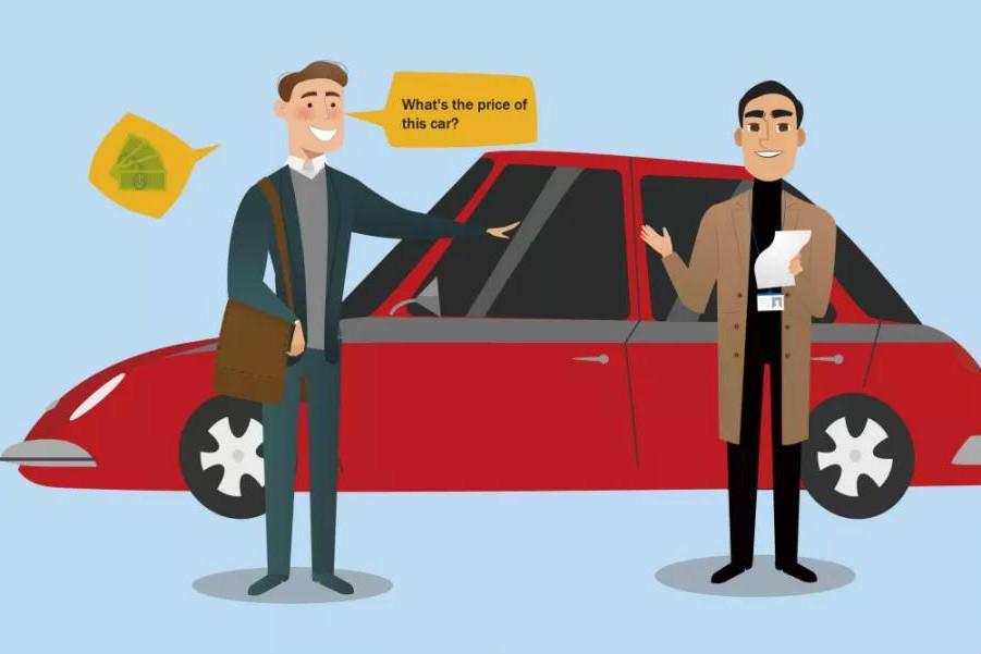 买车维权需要坐车顶哭?那么买保险呢?